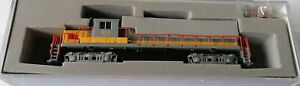"""Atlas N' ALCO C420 Lehigh Valley Grey/Yellow """"as delivered"""" 414 NEW  FROM Stock"""