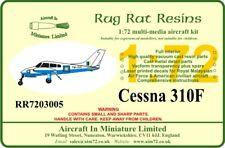 Rug Rat Resins 1/72 Cessna 310F # RR7203005