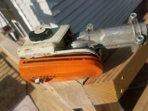 Stihl Ht133 pole saw gear head , for parts.