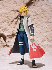 Anime Naruto Namikaze Minato SHF PVC Figure Toy Collection New In Box