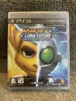 Ratchet & Clank Future:A Crack in Time. PS3 New Sealed Korea Version.