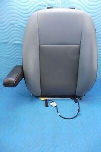 Ford Transit Connect Front Driver Seat Upper Cushion, Frame, Armrest & Bag 14-17