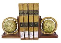 Historical View of Literature South of Europe by de Sismondi, Roscoe 4 Vols 1823