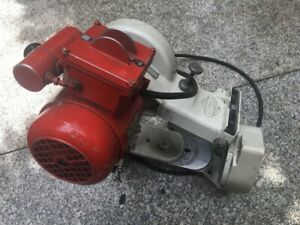 VINTAGE USED Stihl CHAINSAW USG? Chain Sharpener GRINDER NO SILVEY FREE SHIPPING