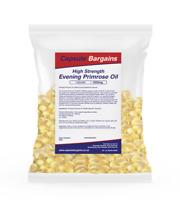 Evening Primrose Oil 1000mg 360 Capsules by Capsule Bargains