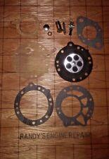 Homelite C72 Tillotson HL Carburetor Repair Rebuild Overhaul Kit Complete New