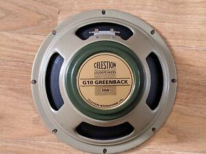 Celestion G10 Greenback 16ohms Guitar Speaker