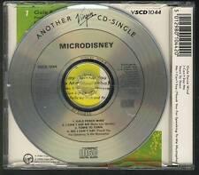 MICRODISNEY Gale Force Wind 1988 CD SINGLE