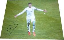 Dele Alli Tottenham Spurs SIGNED AUTOGRAPH 16x12 Photo England AFTAL UACC RD