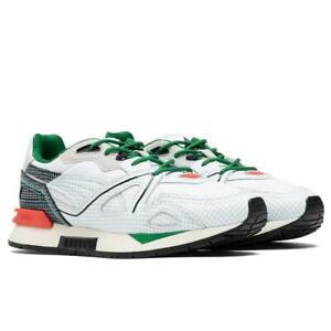 Puma x Michael Lau Mirage Mox in Puma White / Green / Red 375196-01 Size 8-12
