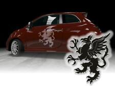 Auto pegatinas agarra emblema caracteres sticker 45cm Decals JDM OEM autotatoo