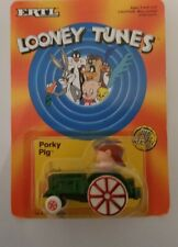 LOONEY TUNES PORKY PIG TRACTOR ERTL DIECAST NEW & SEALED