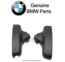 For BMW E38 E39 E46 E65 E66 Inside Rear View Mirror Cover Set-Black 51168257203