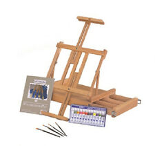Easel w/Drawer, Moves Down to Reach top w/ Art Supplies