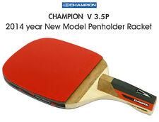 New Champion V3.5P Series Table Tennis Racket Penholder Paddles Offensive Type