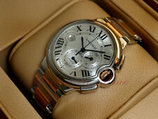 Cartier Ballon Bleu Extra Large (XL) Model, Auto, Chrono, Ref# W6920063 -TwoTone