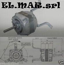 Motore elettrico monofase 4 velocità per fan coil ventilatore centrifugo 230 V