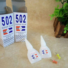 1* FD3764 502 Super Glue Cyanoacrylate Adhesive Strong Bond Fast Repair Tool