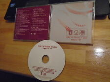 RARE PROMO Film TV sampler CD Gwen Stefani BECK Robin Thicke AFI Feist FERGIE !