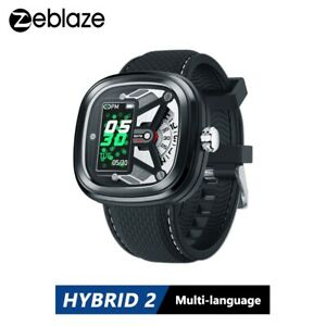 Zeblaze Hybrid Diver Smartwatch Heart Rate Tracker Sportwatch for Android ios