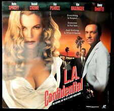 L.A. Confidential Nos Factory Sealed! Laserdisc-Widescreen Dolby-1998