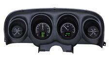 Dakota Digital 69 70 Ford Mustang Customizable Gauges Kit Black HDX-69F-MUS-K