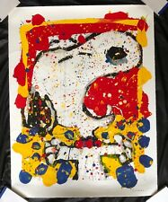 """TOM EVERHART """"SQUEEZE THE DAY - FRIDAY"""" SIGNED LIMITED EDITION"""