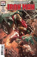 Tony Stark Iron Man #9 Bande Dessinée 2019 - Marvel