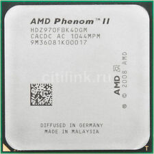 AMD Phenom II X4 970 Black Edition 3.5GHz Quad-Core HDZ970fbk4dgm