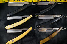 Straight Razor Lot B1 Kropp Henckels H Diamond