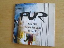 PUR Mit PUR durch das Jahr 2012 /13 Kalender NEU