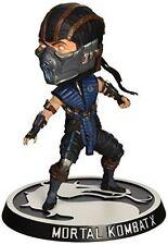 Mortal Kombat X Figure Sub Zero Bobble Head 15cm Official Mezco Toys Knocker