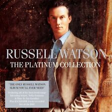 RUSSELL WATSON THE PLATINUM COLLECTION CD CLASSICAL MUSIC NEU