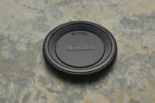 Nikon BF-1A Camera Body Cap AF D3 D4 D40 D60 D100 D200 D700 D3000 D5000 (#2778)