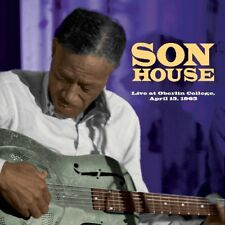 SON HOUSE - LIVE OBERLIN COLLEGE   CD NEU