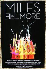 Miles Davis Fillmore Poster 2014 11x17