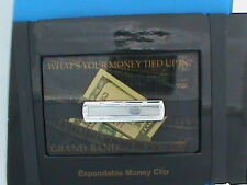 New In The Box Grand Band money clips