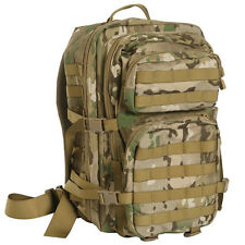 Mil-tec Táctico US Assault pack Multitarn 36ltr Cadet airsoft molle mochila