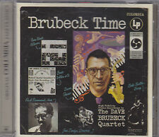 THE DAVE BRUBECK QUARTET - brubeck time CD