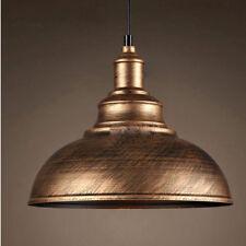 Vendimia Industrial Lámpara de techo Barra Cocina Colgando Luces de techo 7991HC