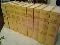Enciclopedia filosofia LUDOVICO GEYMONAT 9 volumi libri di studio
