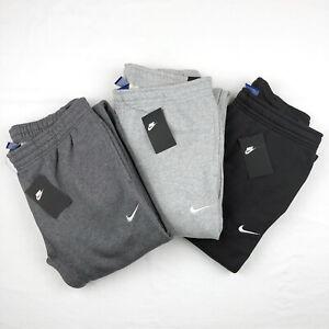 Nike Men's Sportswear Club Sweatpants Fleece Standard Fit Pants