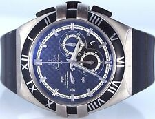 $7,900 Omega Constellation Double Eagle Mission Hills Word Cup Chronograph Watch