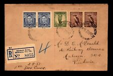 Australia 1937 Commemorative Series FDC - L13968