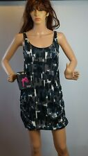 River Island L`art Dress Size-6 Used With Gipsy Leggings(Made In Italy) Women`s