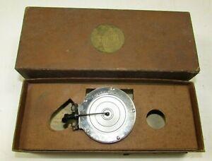 1916 CHENY Edison Diamond Disc Reproducer in Original Box