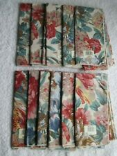 Collectibles Textiles Lot of 11 Vintage Cassandra/Spice Table Linens Napkins New