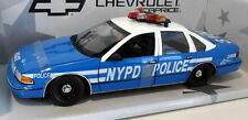 UT Models 1/18 Scale diecast 180 142097 Chevrolet Caprice Saloon New York Police