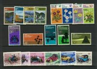 MNZ48) New Zealand 1972 Stamp Sets CTO/Used
