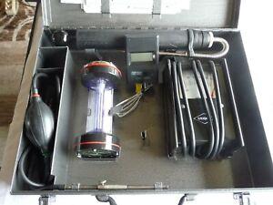 Brigon Öl Messkoffer, Abgasmessgerät, Abgasanalyse, Ölheizung, Messgeräte